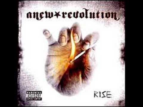 Anew Revolution - Let Go