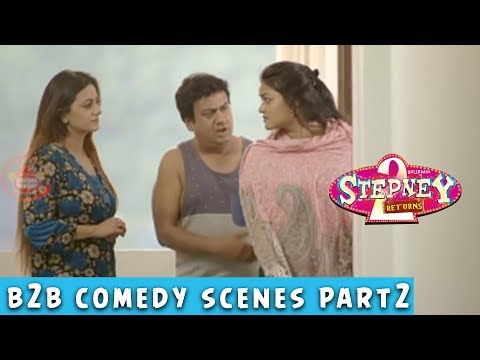 Stepney 2 Returns | Latest Hyderabadi Comedy Scenes - Gullu Dada, Pentali Sen, Akber Bin Tabar thumbnail