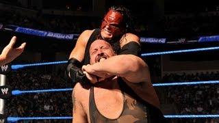 Randy Orton & Big Show vs. Kane & Cody Rhodes: SmackDown -