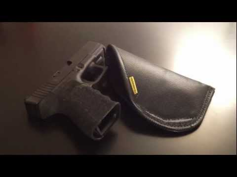 Remora Holster Review w/ Glock 19