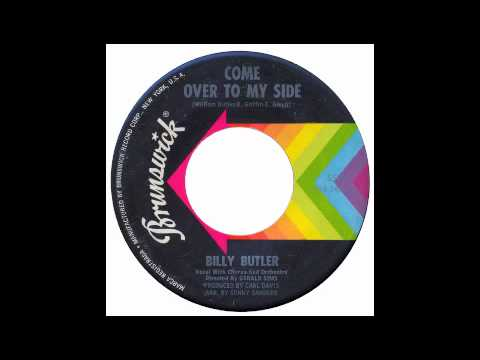 Billy Butler - Come Over To My Side - Brunswick