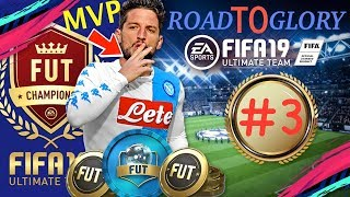 Road To Glory | EP #3 | FUT Champions Frustration | FIFA 19 FUT CHAMPS|