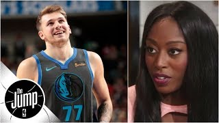 Why Luka Doncic is 'the best advertisement for the EuroLeague ever' | The Jump