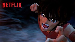 Saint Seiya: Knights of the Zodiac | Official Trailer | Netflix