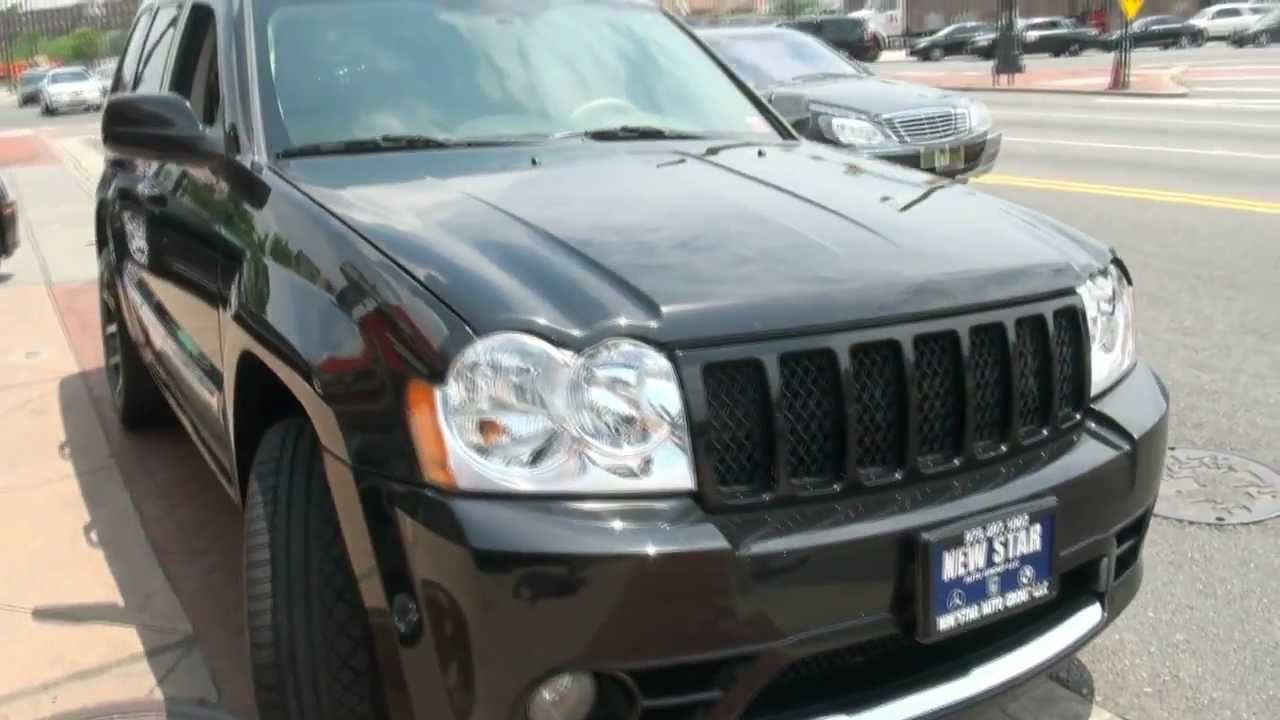 2005 jeep grand cherokee 5 7 hemi srt 4wd youtube. Black Bedroom Furniture Sets. Home Design Ideas