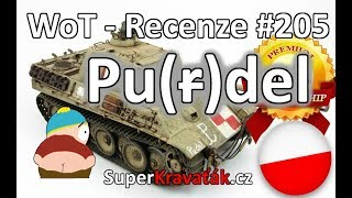 World of Tanks Pudel (recenze #205)