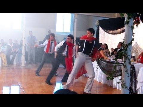 Bollywood Dance at Lawrence and Aditis Wedding