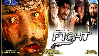 Pyar Ke Liye Fight - South Indian Super Dubbed Action Film - Latest HD Movie 2016