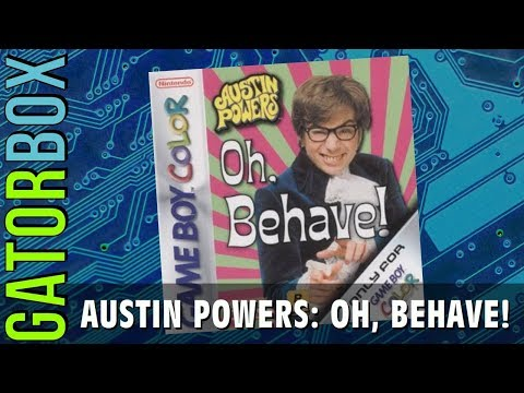 Austin Powers Game Austin Powers oh Behave