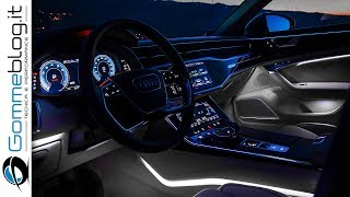 2018 Audi A6 - INTERIOR