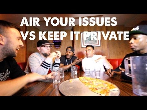 Should Celebrities Make Their Private Issues Public?  [ADAM DEACON/NOEL CLARKE DEBATE]