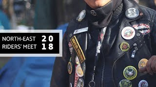 1000 Bikers Camping in a Forest | NERM 2018 | Royal Enfield