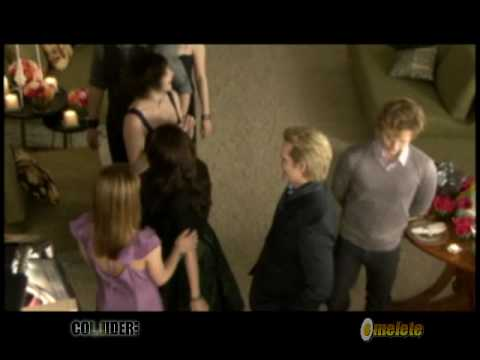 The Twilight Saga New Moon Behind The Scenes Footage video