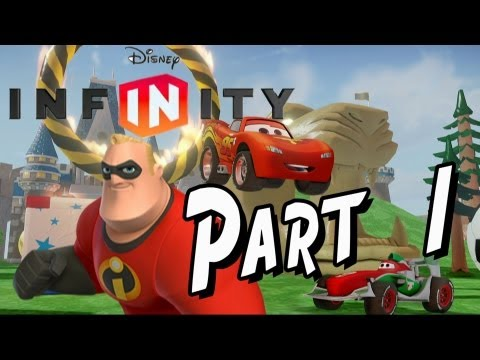 Disney Infinity Guide - Disney Infinity Walkthrough Part 1 Welcome to the Toy Box!