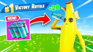 *NEW* Chug Splash Consumable in Fortnite!