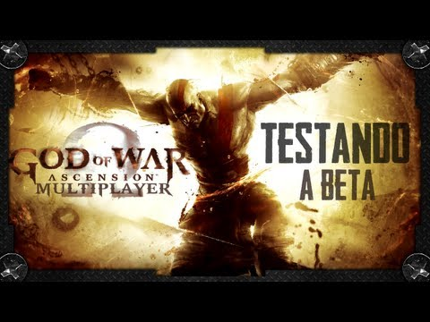 God Of War Ascension - Testando a Beta
