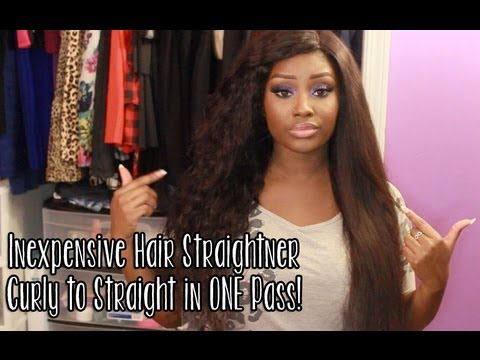 Review For Perfecter Fusion Styler For Straight To Curly Hair How To