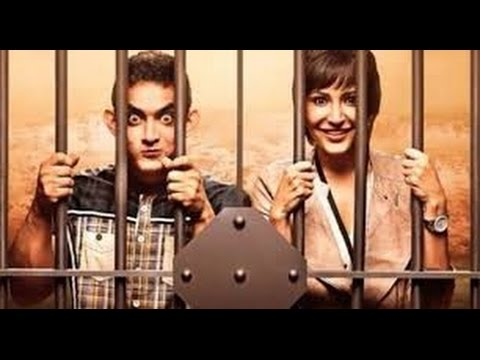 New PK Poster With Anushka And Her Transistor - Bollywood News...