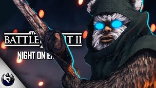 Hidden Features in EWOK HUNT! - Star Wars Batlefront 2