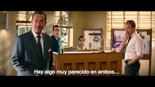Disney España | 'Al encuentro de Mr. Banks' ('Saving Mr. Banks') | Tom Hanks como Walt Disney