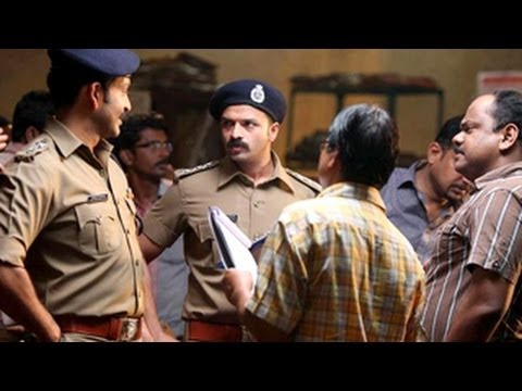 Mumbai Police On Location | Prithviraj | meera nandan | Jayasurya | Rahman | latest malayalam movies