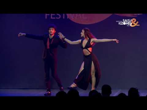 MSKFest 2017 -  Marta Khanna & Sergey Gazaryan (Ukraine- Russia)