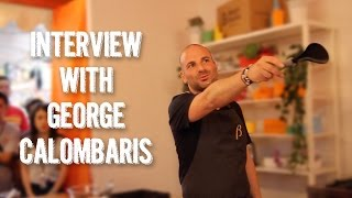Interview: Alasan George Calombaris Menjadi Chef