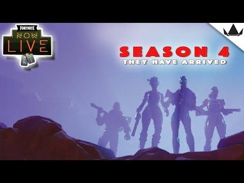 Fortnite Season 3 Finale | Season 4 Gameplay incoming |  level 100 grind