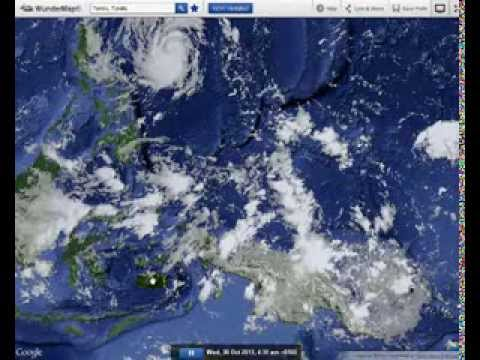 DEBUNKED? Cat 5 Typhoon Yolanda / Haiyan geoengineered by Electro-Magnetic Clouds? Part II