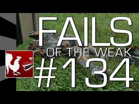 Halo 4 - Fails of the Weak Volume 134 (Funny Halo Bloopers and Screw Ups!)