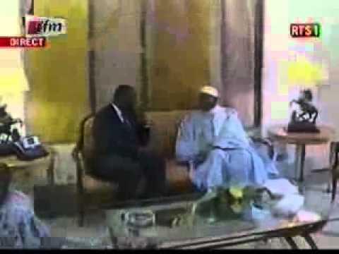 Passation du pouvoir : Abdoulaye Wade s'entretient avec  Macky Sall