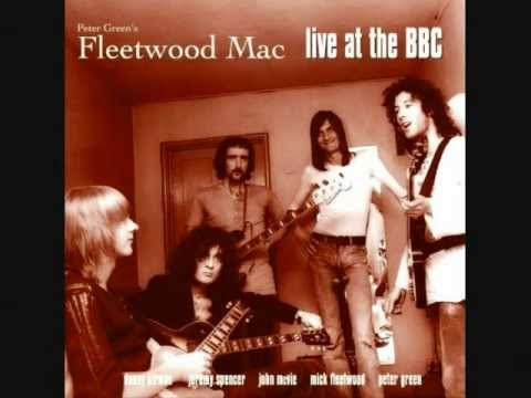 Fleetwood Mac/ Danny Kirwan - Black Magic Woman (live, New York City 1972)