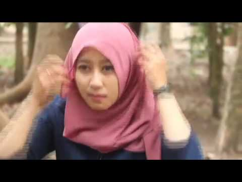 Video jilbab instan lazada