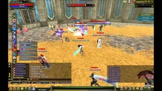 Knight Online Atlantis Ardream RichardRamirez Vs lUniqueNuker