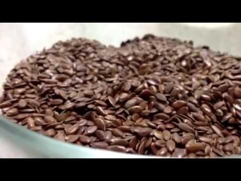 Очищение кишечника и оздоровление организма. Напиток из семян льна и кефира.