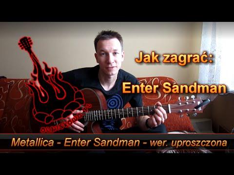 Jak Zagrać: Enter Sandman - Metallica