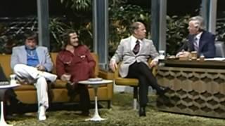 Don Rickles on Carson w/ Burt Reynolds 1973