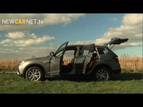 BMW X3 : Car Review