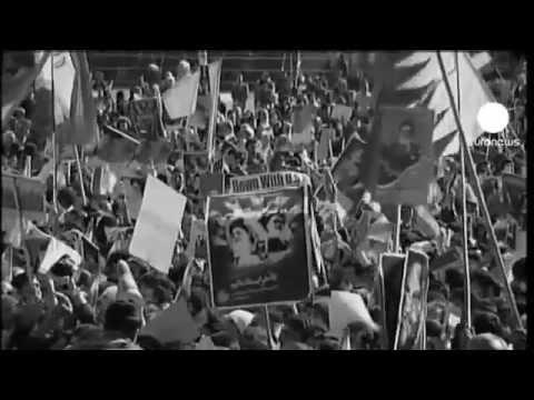 2012 IRAN CHANTS DEATH 2 AMERICA AND ISRAEL IRAN CELEBRATES 33TH ANNIVESARY OF ISLAMIC REVOLUT 201