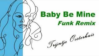 Watch Trijntje Oosterhuis Baby Be Mine video