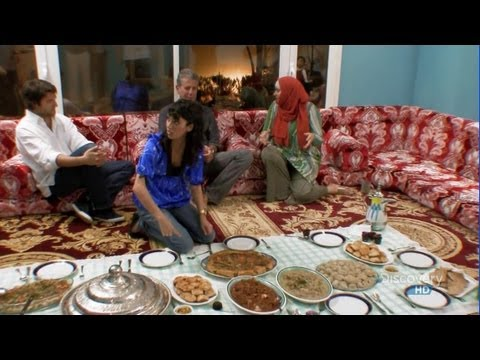 Bourdain No Reservations in Saudi Arabia...