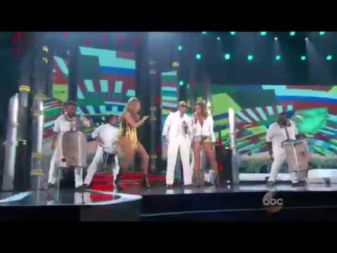Pitbull feat. Jennifer Lopez & Claudia Leitte - We Are One (Live Billboard Music Awards 2014)