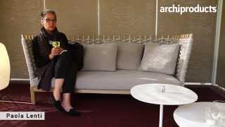 PAOLA LENTI | Archiproducts Design Selection - Salone del Mobile Milano 2015