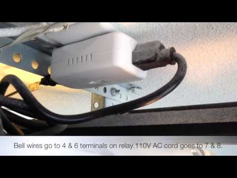 ADT Pulse Z-Wave Garage Door Opener