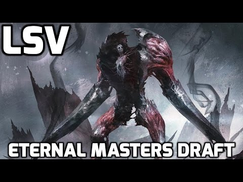 Channel LSV - Eternal Masters Draft (Match 2)