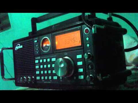 Channel Africa  Radio 3345 kHz