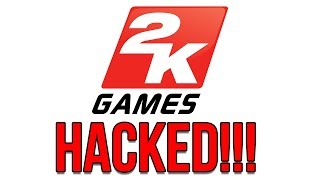 2K's Social Media Accounts Were Hacked