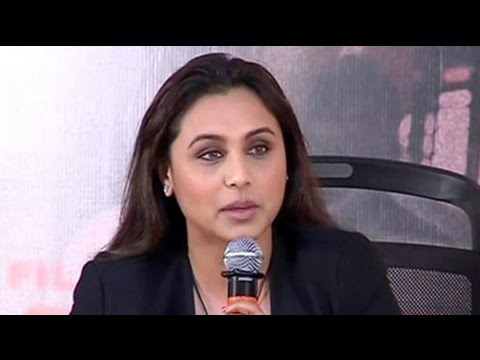 Rani Mukerji grilled over underworld's role in bollywood