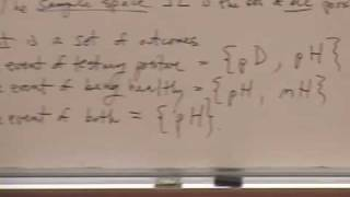 Probability for Life Science, Lecture 1, Math 3C, UCLA