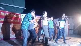 bhanjyang concert the planet band... small clip